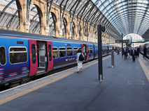 King's Cross railway station Stock Images