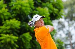 King's Cup 2016, Golf in Thailand. Stock Photos