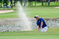 King's Cup 2016, Golf in Thailand. Royalty Free Stock Image