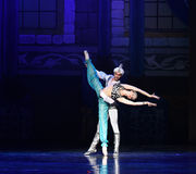 """King's fascination- ballet """"One Thousand and One Nights"""" Royalty Free Stock Photo"""