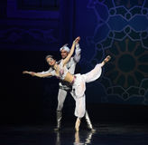 "King's fascination- ballet ""One Thousand and One Nights"" Royalty Free Stock Photo"