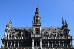The King's House at Grote Markt, Brussel Royalty Free Stock Image