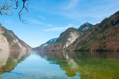 King's lake, Germany Stock Image