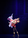 """The king's love- ballet """"One Thousand and One Nights"""" Stock Images"""