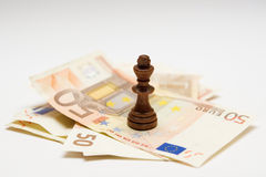 King's money Royalty Free Stock Images