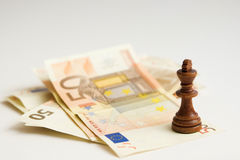 King's money Stock Photography