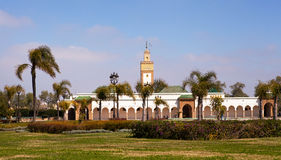King's Mosque, Royal Palace, Rabat Stock Photos
