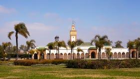 Kings Mosque, Royal Palace, Rabat Stock Photos