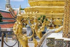 King's Palace Demon Guardians Stock Photos