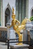 King's Palace Demon Guardians Stock Images