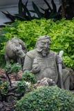 King's Palace  Garden Bangkok Stock Images
