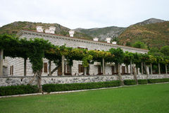 King's palace in Montenegro Stock Photography