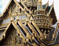 King's Palace  Roof Detail Royalty Free Stock Images