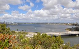 King's Park: Swan River Views Stock Photos
