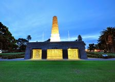 King's Park War Memorial Royalty Free Stock Photography