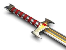 King's sword Stock Photography