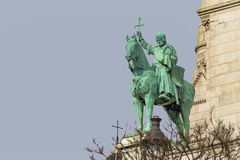King Saint Louis Stock Image