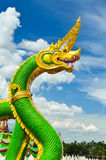 King of serpent Stock Photo