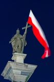 Flag of Poland Royalty Free Stock Image