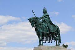 King Stephan Royalty Free Stock Image