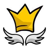 King symbol Stock Photo