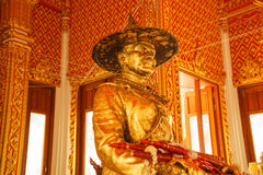 King Taksin Statue Royalty Free Stock Images