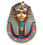 King Tutankhamun Royalty Free Stock Image