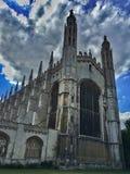 King& x27; universidad de s, universidad de Cambridge fotos de archivo libres de regalías