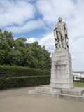 King William IV statue, London royalty free stock images
