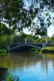 King William Road Bridge, Adelaide, South Australia. Stock Images