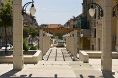 King Zvonimir street Stock Image