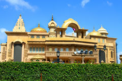 Kingdom of dreams royalty free stock image