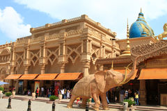 Kingdom of dreams Stock Photo