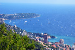 Kingdom of Monaco Stock Photography