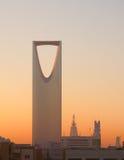 Kingdom tower Royalty Free Stock Image