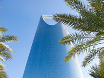 Kingdom tower Royalty Free Stock Image