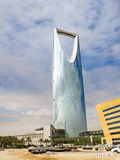 Kingdom tower Stock Photography