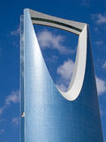 Kingdom tower Royalty Free Stock Images