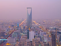 Kingdom tower Royalty Free Stock Photos