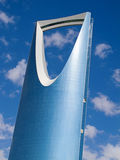 Kingdom tower Stock Image