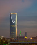 Kingdom tower Stock Photography