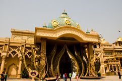 Kingdoms of dreams Gurgaon. Most amazing place of Gurgaon Royalty Free Stock Images
