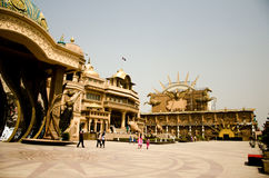 Kingdoms of dreams Gurgaon. Most happening place in Gurgaon Royalty Free Stock Photography