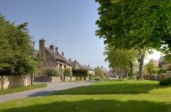 Kingham, Oxfordshire Royalty-vrije Stock Afbeeldingen