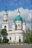 Kingisepp, cattedrale della Catherine Fotografia Stock