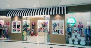Kingkow shop in hong kong Royalty Free Stock Images