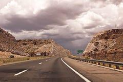 kingman δρόμος της Αριζόνα Στοκ φωτογραφίες με δικαίωμα ελεύθερης χρήσης