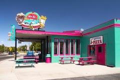 Kingman, Historyczna trasa 66, Arizona zdjęcie royalty free