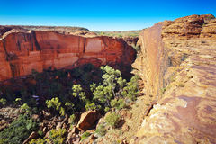 Kings Canyon Stock Photography