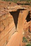 Kings canyon. Natural landmark of Kings canyon. Watarrka National Park. Northern Territory. Australia Stock Image